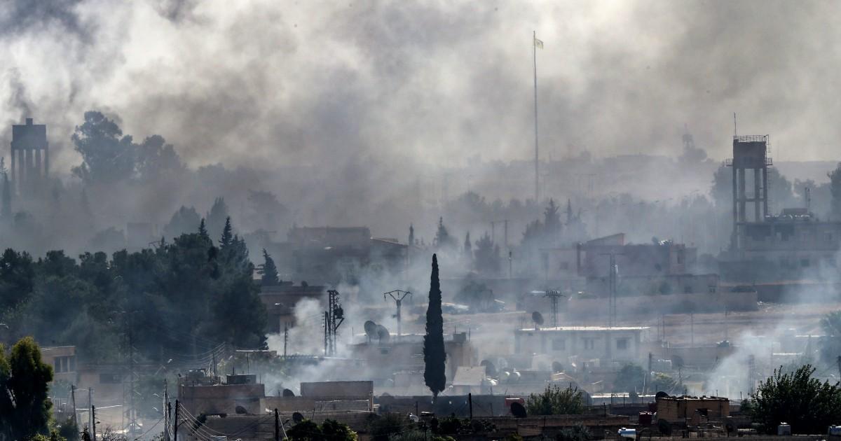 Pasukan AS untuk menarik diri dari Suriah utara sebagai pendukung ISIS melarikan diri di tengah dugaan kekejaman turki
