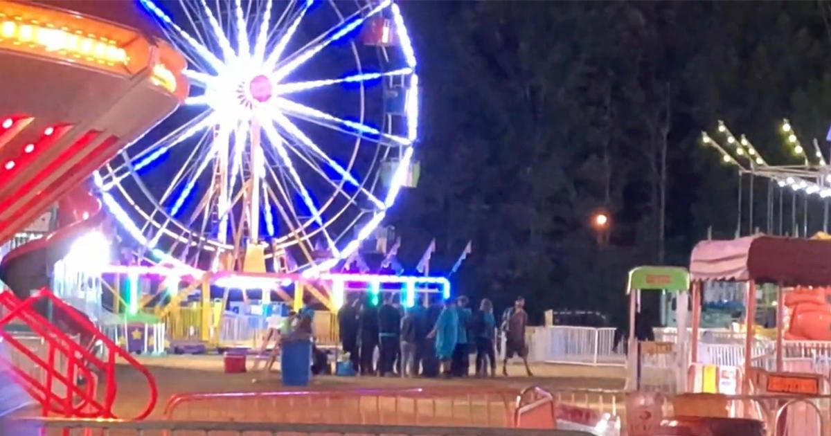 Κορίτσι, 10, πεθαίνει μετά να εκτινάσσονται από βόλτα στο New Jersey φεστιβάλ