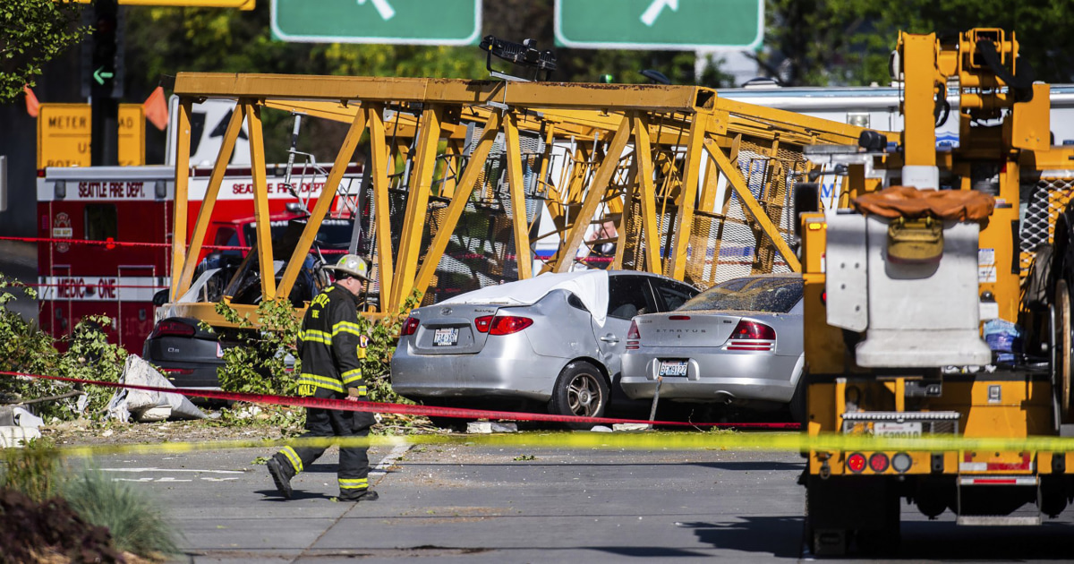 'Totally avoidable': 3 firms fined in deadly Seattle crane collapse thumbnail