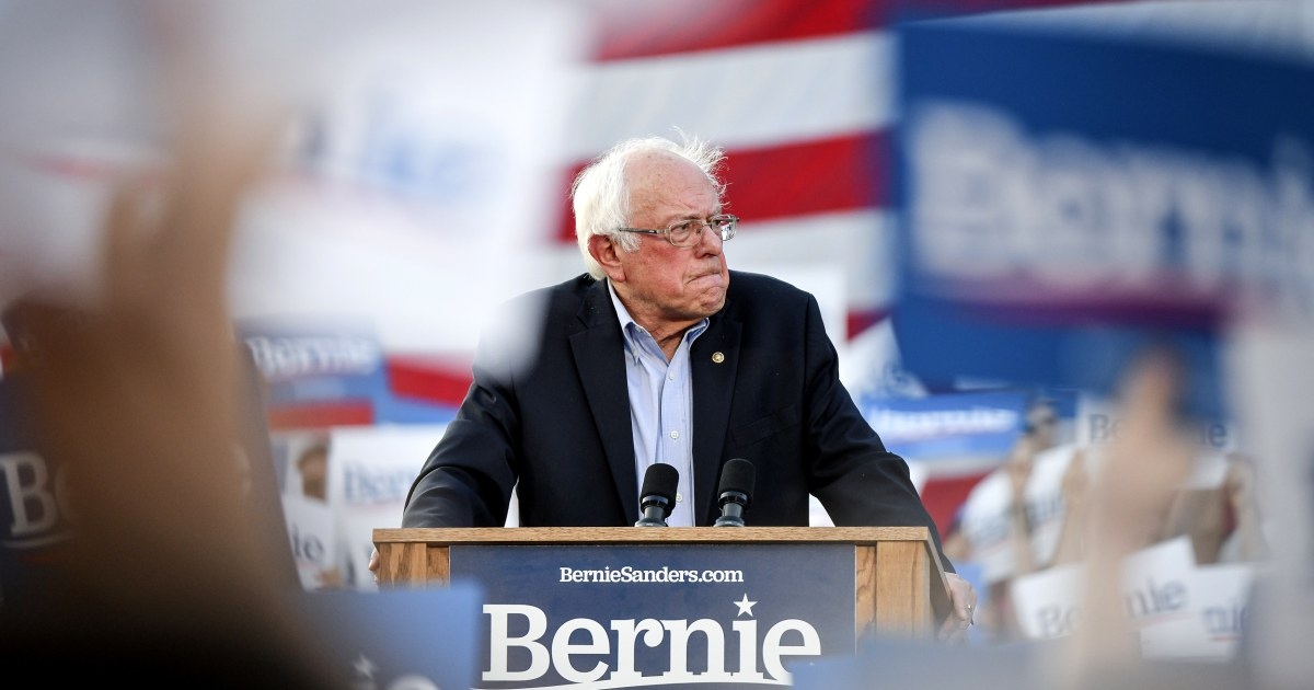 Bernie Sanders struggles to rebound: Staffing, strategy, health thumbnail