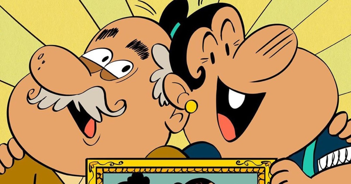 Nickelodeon debut 'The Casagrandes,' tentang multigenerasi Latino keluarga