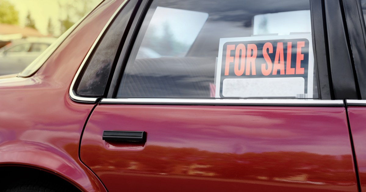 Buying a used car? Better make sure it's safe