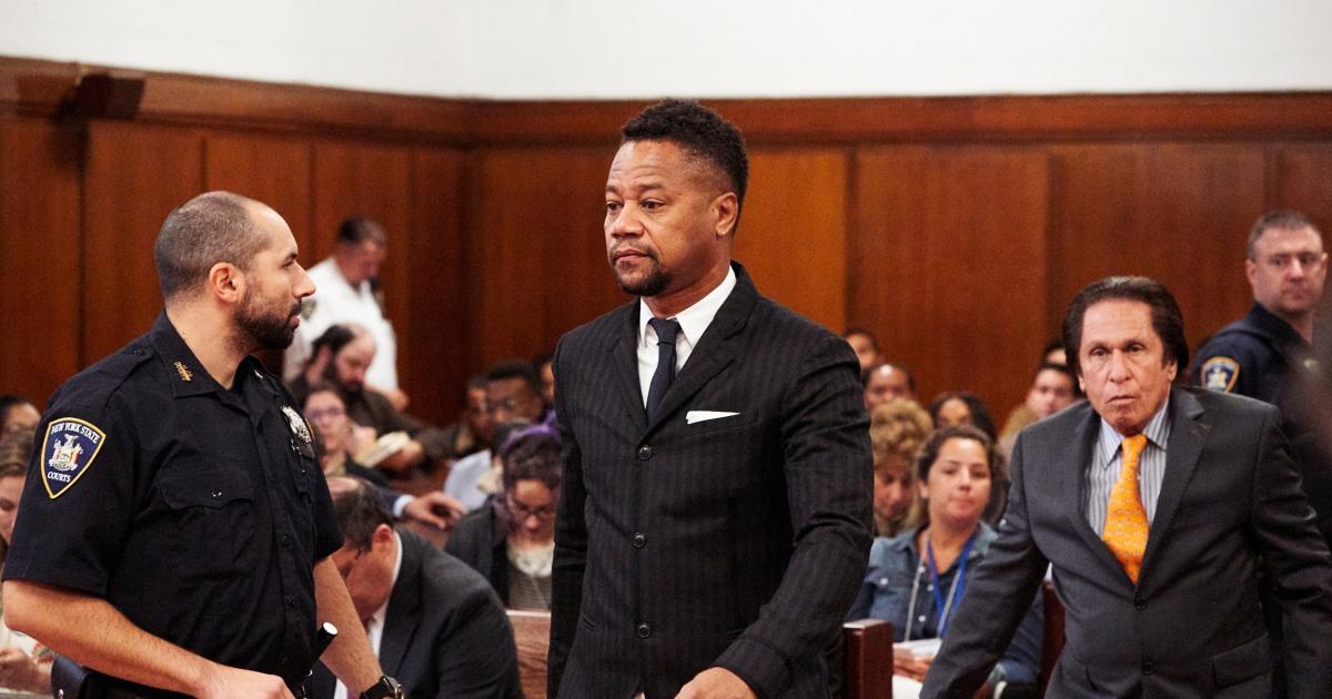 Cuba Gooding Jr. mengaku tidak bersalah atas tuduhan pelecehan seksual oleh 2 wanita