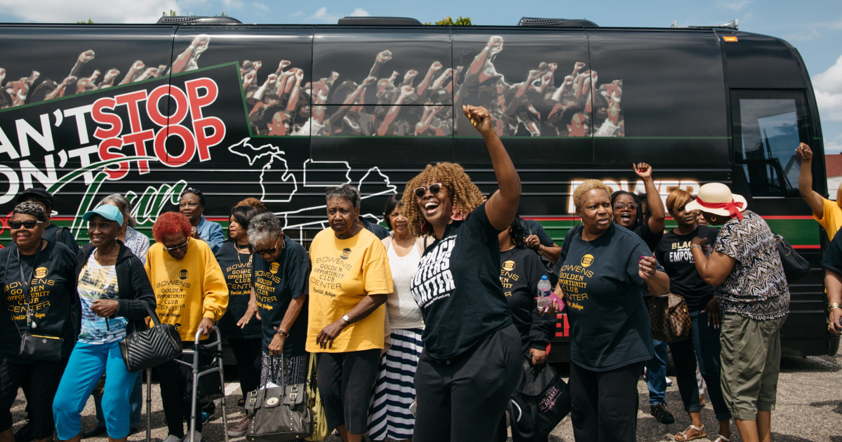 Cara radikal untuk memobilisasi hitam pemilih di tahun 2020: Bekerja pada isu-isu, bukan voting