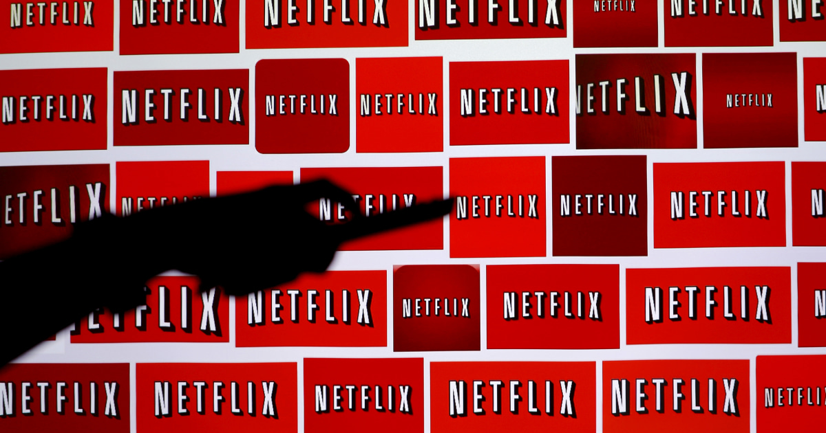 Netflix reduces video quality.