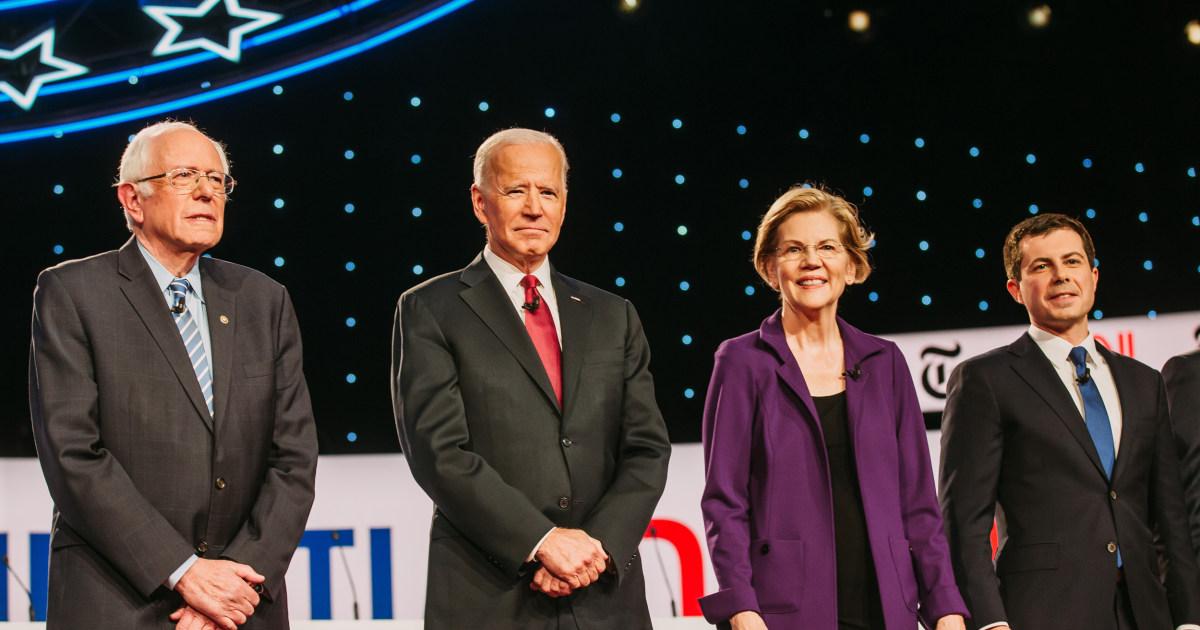 Yang memenangkan oktober debat Demokratis?