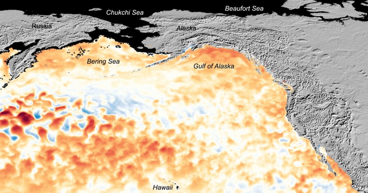 Das Wetter auf Steroiden' — der Erde-Erwärmung der Ozeane speichern Energie für zerstörerische Stürme