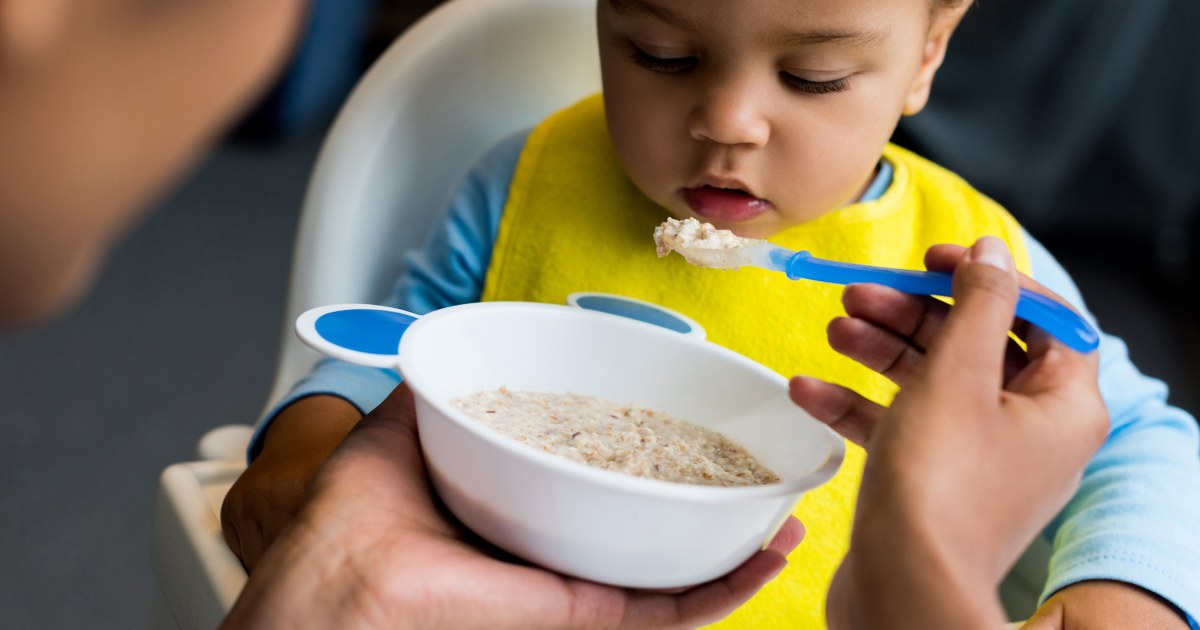 95 percent of baby foods tested contain toxic metals, new report says thumbnail
