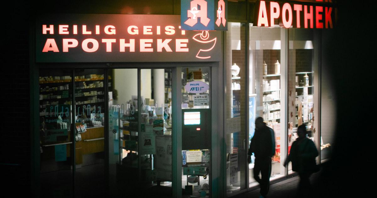 どのようにドイツを回避するオピオイド危機