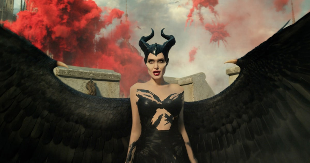 'Maleficent '' Fortsetzung bietet einen herrlichen Angelina Jolie — aber ein mittelmäßiger plot