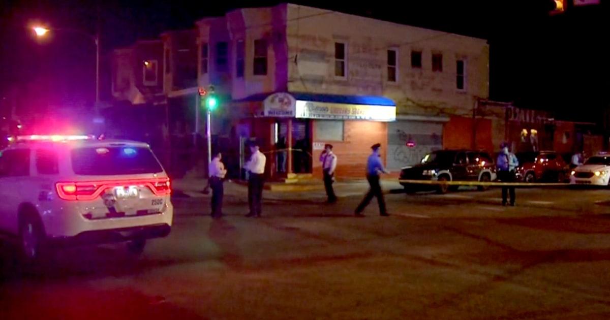 11 Monate altes baby erschossen drei mal in Philadelphia, ist in einem kritischen Zustand