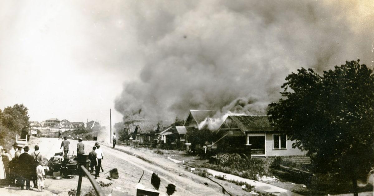 Mungkin kuburan massal dari tahun 1921 Tulsa Ras Pembantaian ditemukan oleh peneliti