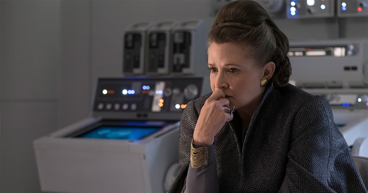 Neues 'Star Wars: Der Aufstieg der Skywalker' - trailer kommt auf Carrie Fisher ' s Geburtstag