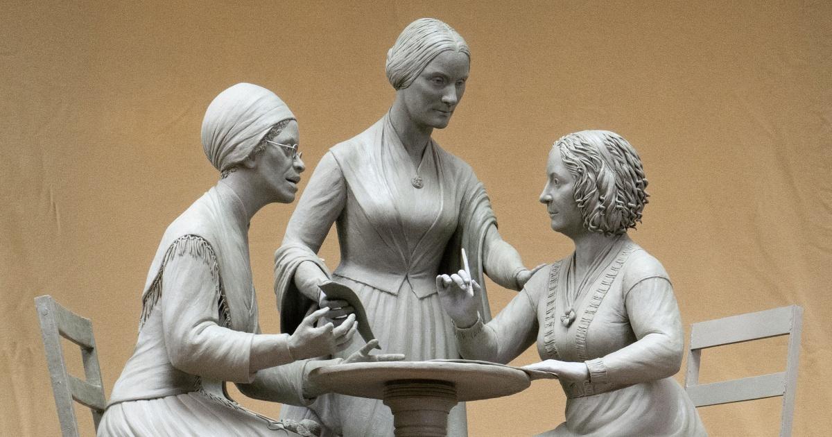 Klub anak laki-laki tidak lebih: New Central Park, patung akan merayakan 3 wanita