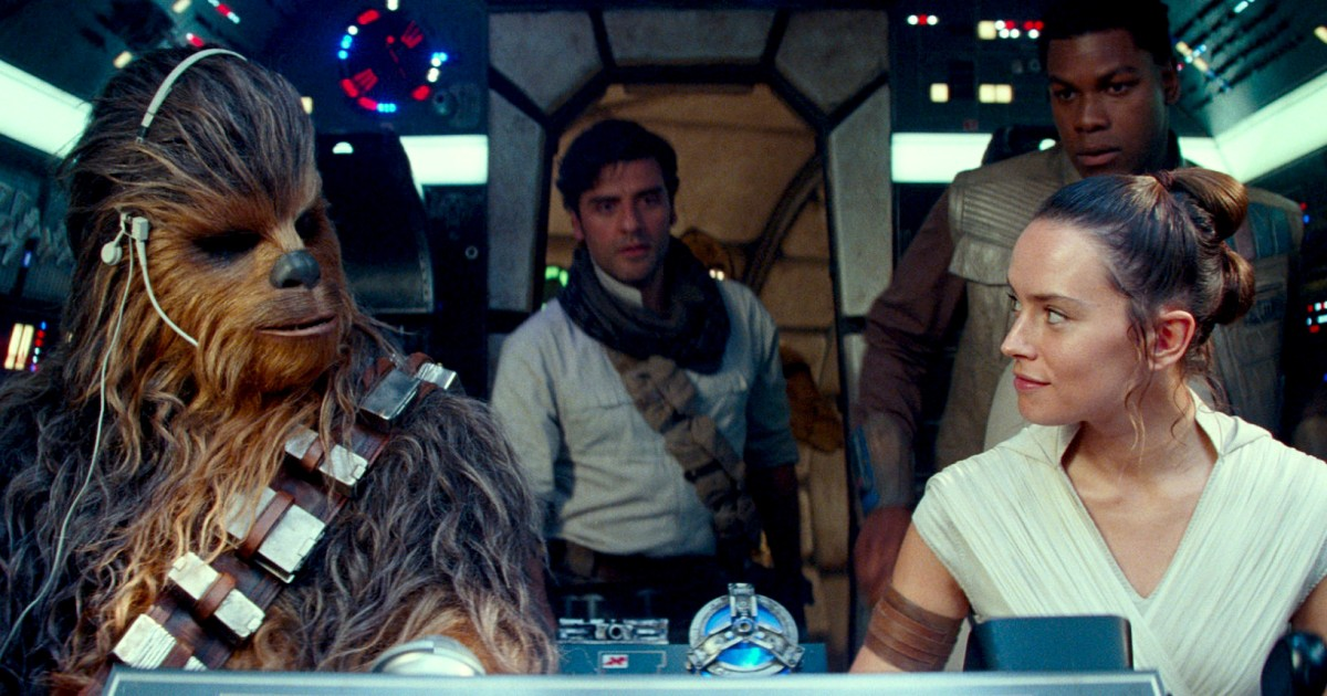 New Star Wars The Rise Of Skywalker Trailer Debuts On Carrie Fisher S Birthday