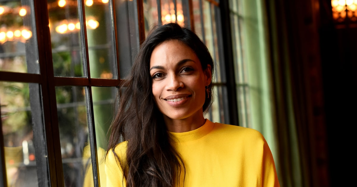 Rosario Dawson and her family sued over alleged transphobic assault