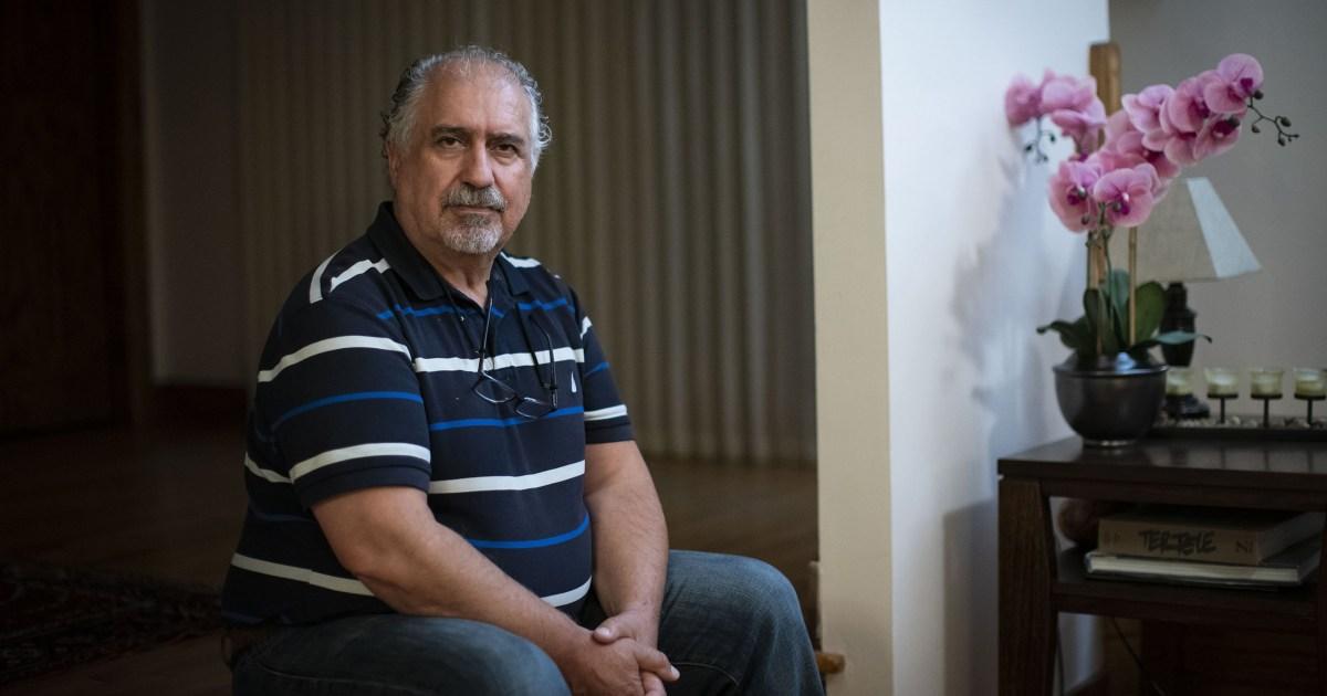 Ξυλοκοπήθηκε από τον Ερντογάν φρουρών κατά τη διάρκεια μιας διαμαρτυρίας. Αλλά δεν υποχωρεί.