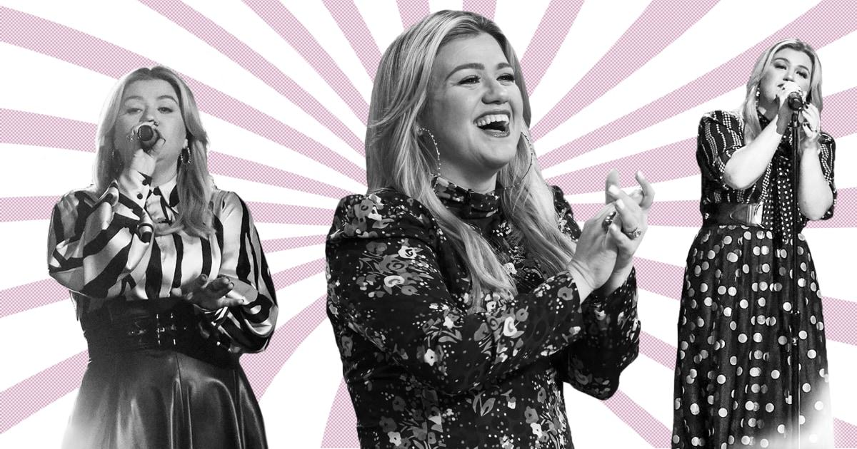 Kelly Clarkson θέλει να γίνει το νέο σας αγαπημένο πρωινό υποδοχής. Και να θέλει να το κάνει.