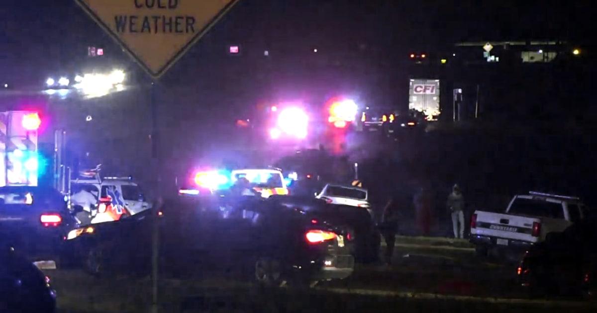 Mindestens zwei tote, 16 Verletzte nach Schießerei in Texas Heimkehr Partei