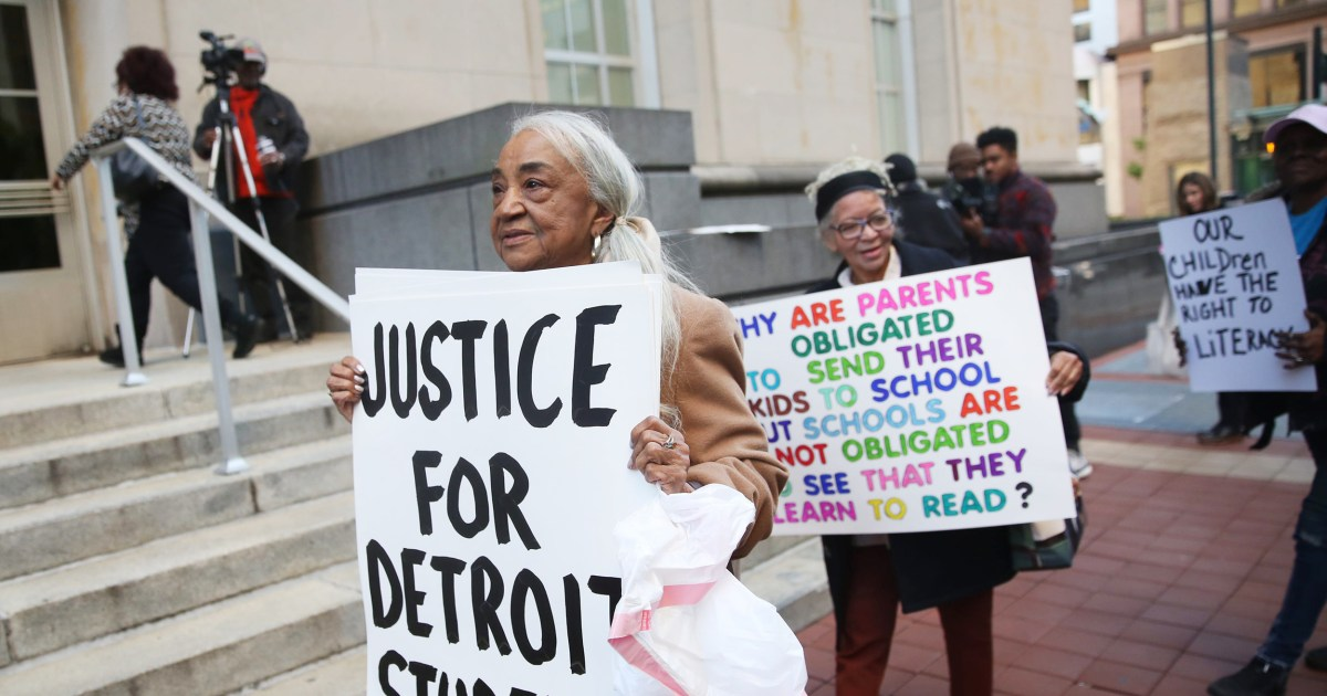 Schools so broken they violate student rights? This Detroit lawsuit could be 'earth-shattering'