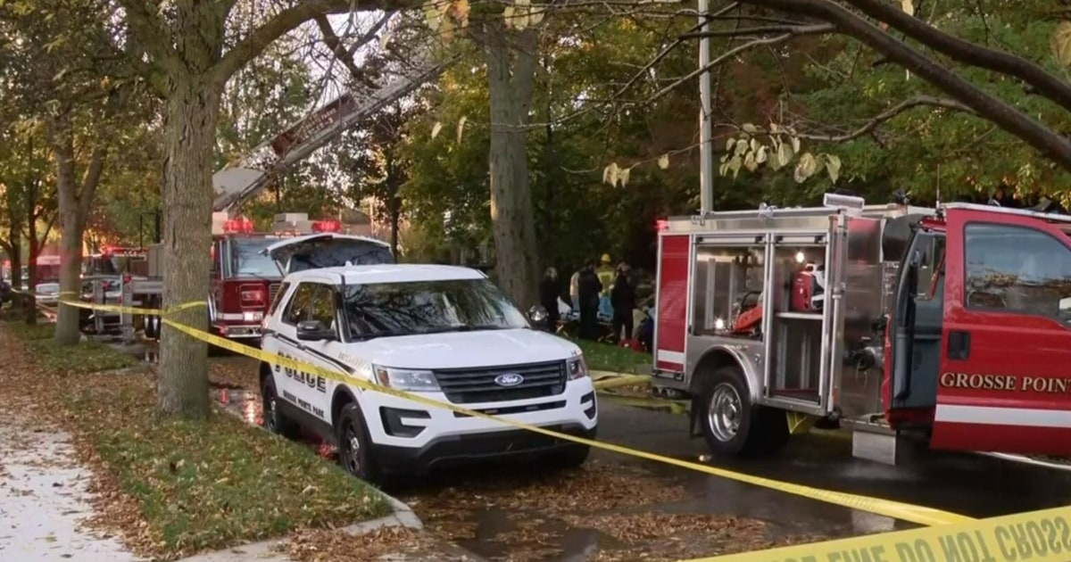 Michigan brothers ages 9 and 11, killed in house fire before school - NBC News thumbnail
