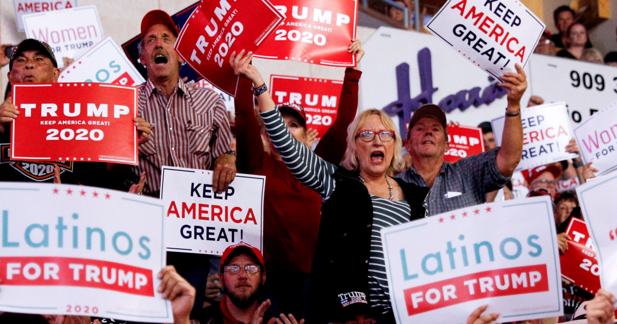 Susanne Ramírez de Arellano Latinos voted for Trump because he asked them to. Democrats just assumed their support.