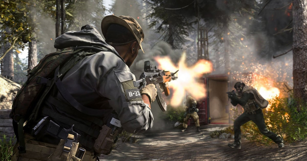 Russian gamers reject latest 'Call of Duty' game