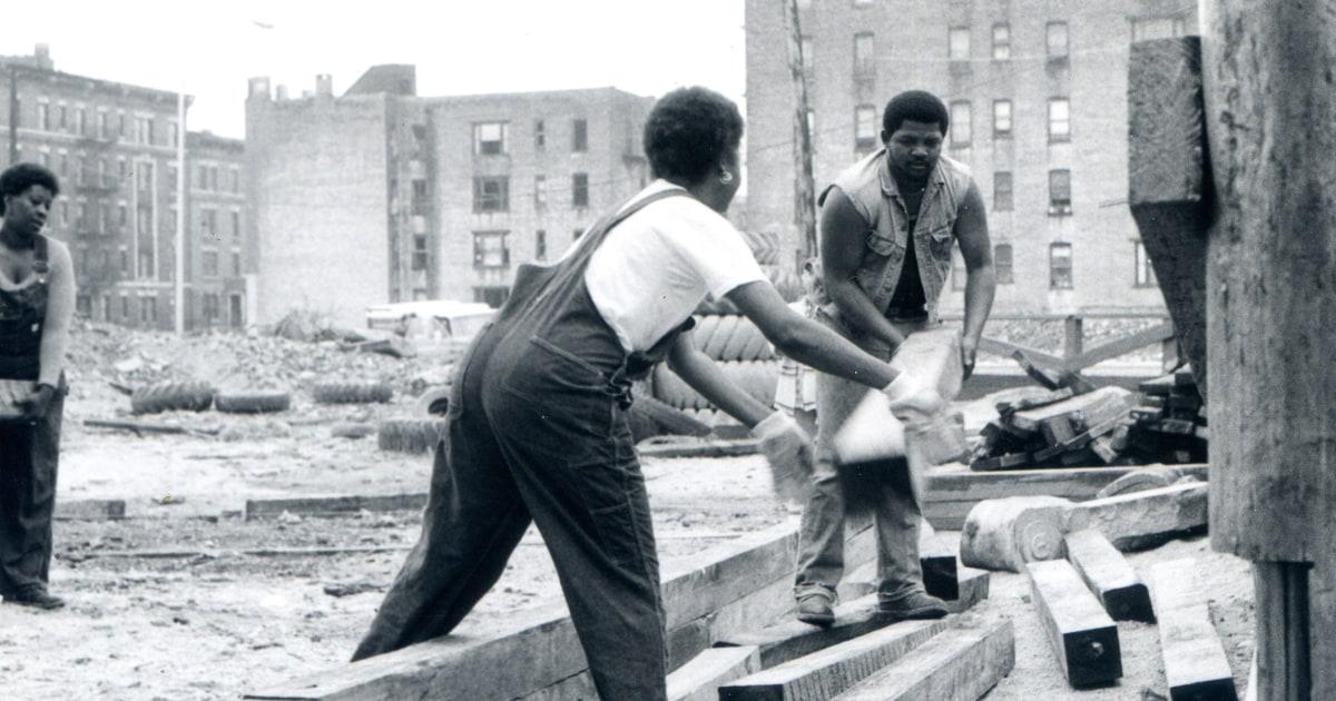 NYC vergaß die Bronx. Latinos und Schwarzen gerettet, sagt der neue Dokumentarfilm.