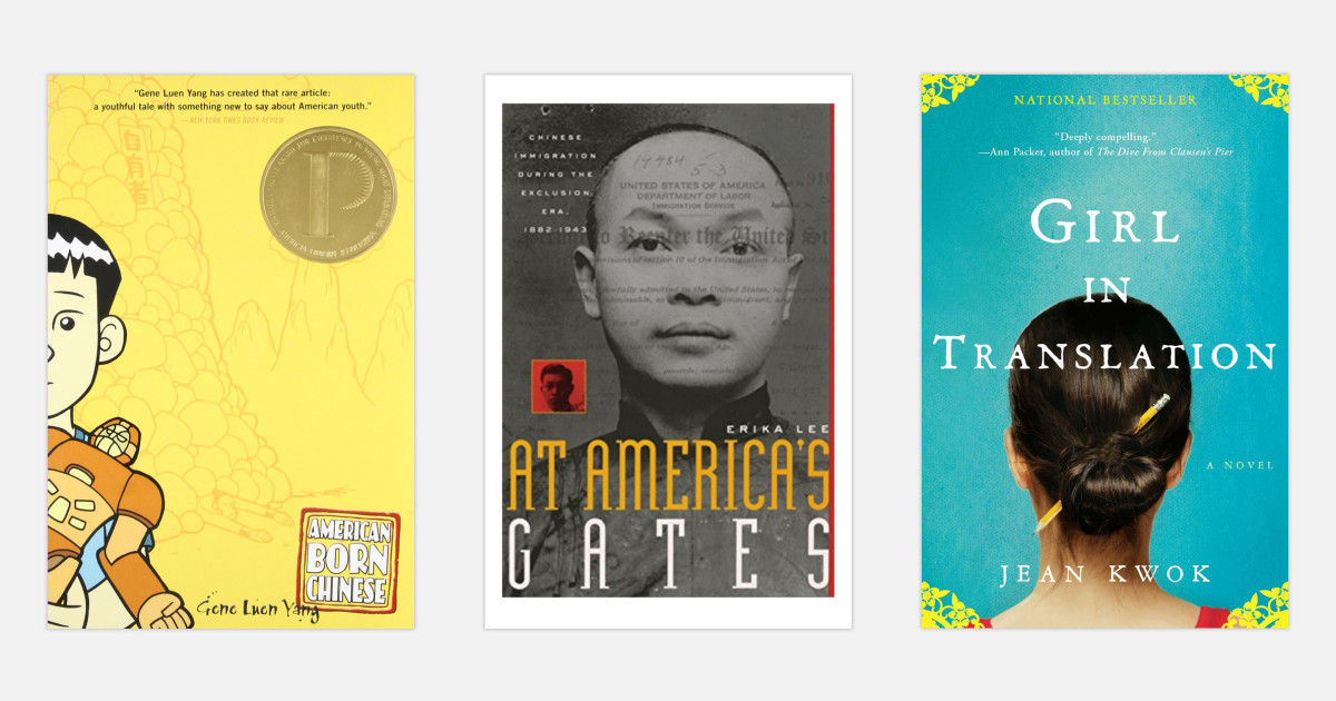 www.nbcnews.com: 5 books to read about the Chinese American experience 2019