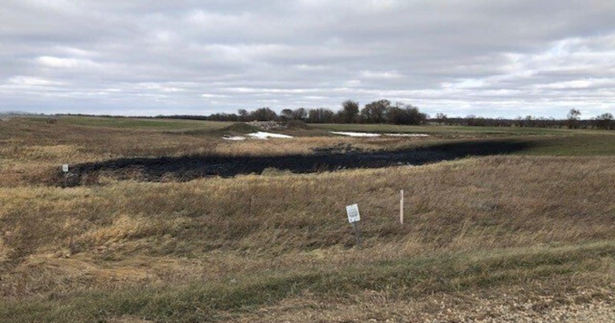 Διαρροή σε αγωγός Keystone διαρροές από 9.000 βαρέλια πετρελαίου στη Βόρεια Ντακότα