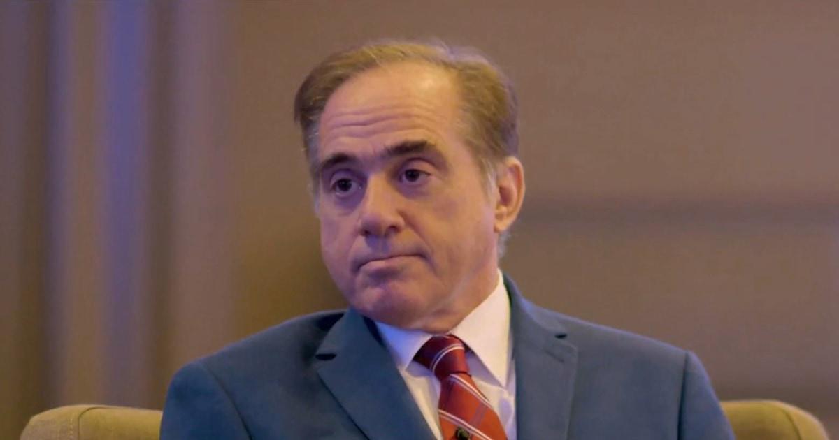 Ex-VA Γραμματέας Shulkin ανακάλυψε ανατροπή σχέδια σε σημείωμα που άφησε φωτοτυπικό
