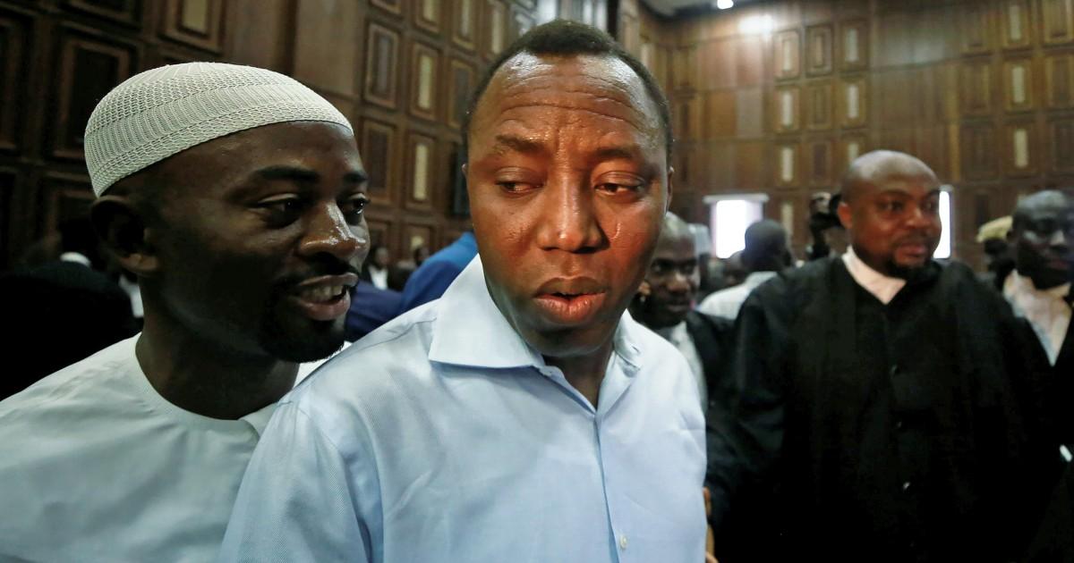 Jurnalis ternama yang tinggal di New Jersey ditahan di Nigeria