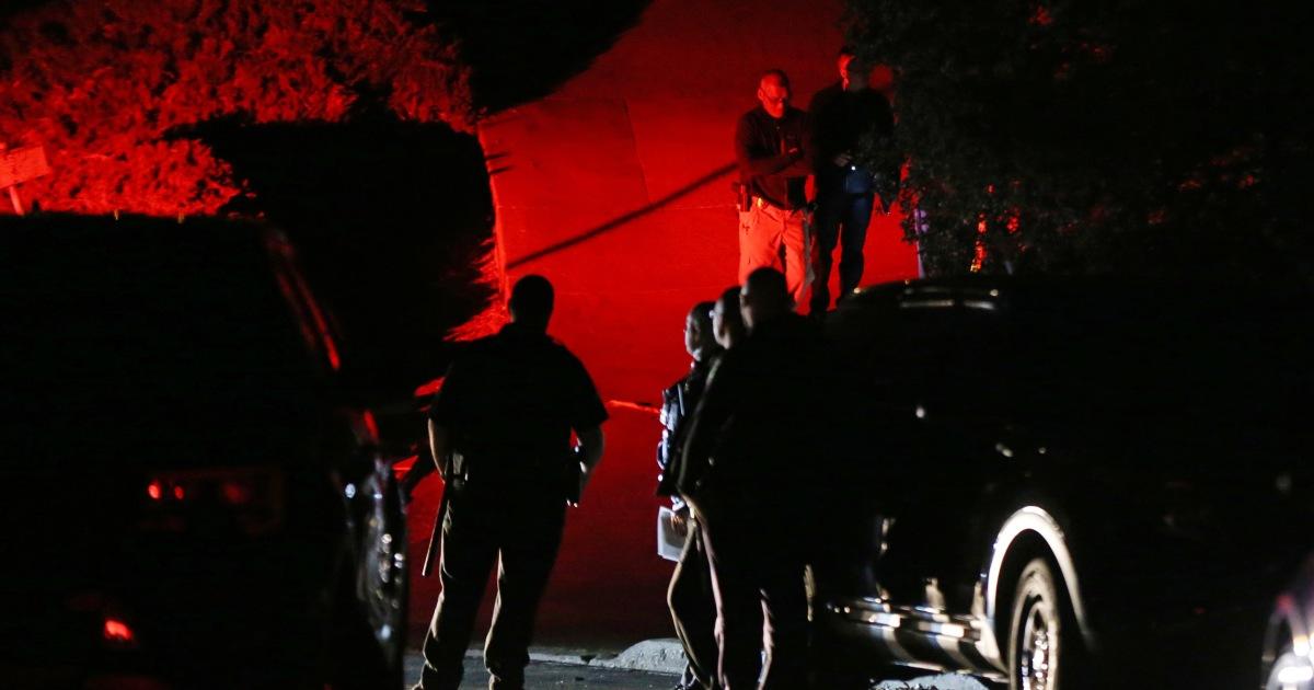 Fünf festgenommen, die in Verbindung mit tödlichen Kalifornien Halloween-party shooting