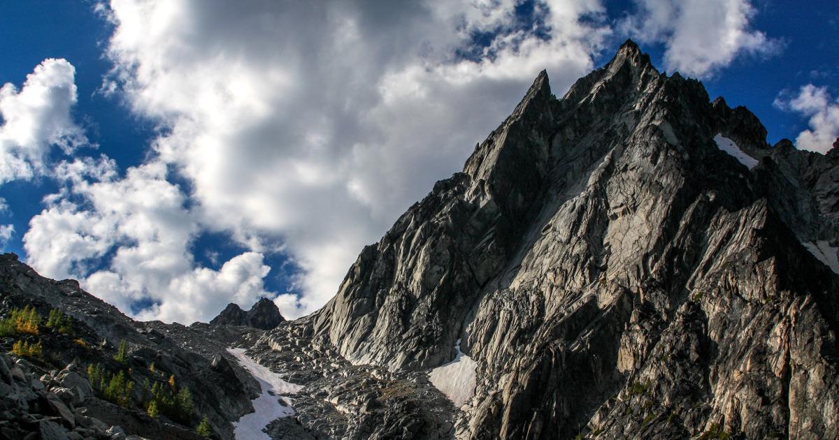 Mann fällt bis zu seinem Tod in Washington state auf Bergsteiger-Reise mit Sohn
