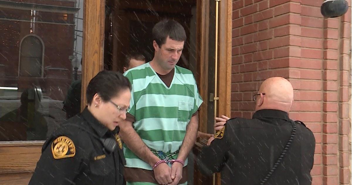 Mord vermuten, Patrick Frazee um Hilfe gebeten, Gebot, zu töten Zeuge Häftling bezeugt
