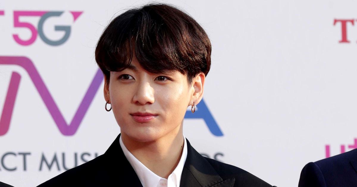 K-pop star untersucht, über Verkehrsunfall