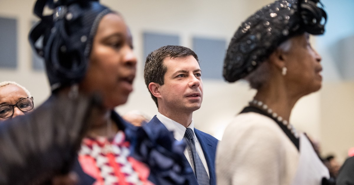 Pete Buttigieg is struggling with black voters — and not just because he's gay