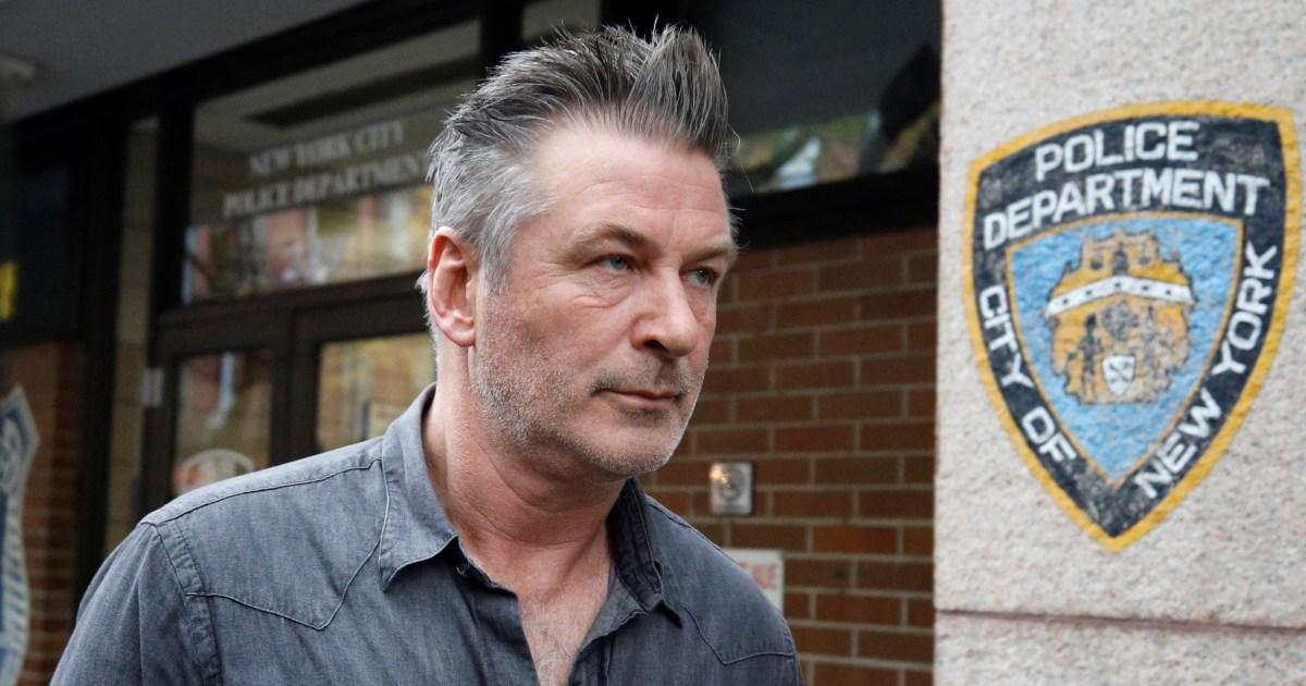 Richter wirft Verleumdung Klage gegen Alec Baldwin über Parkplatz-spot Handgemenge