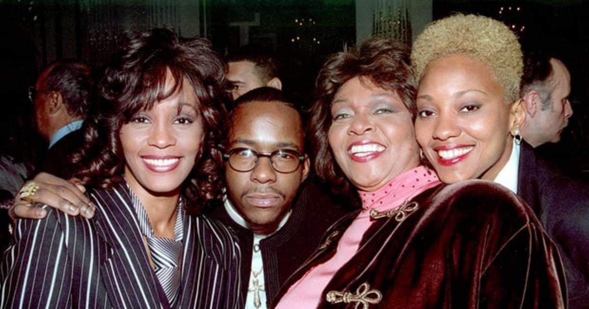 Whitney Houston's friend Robyn Crawford opens up about their romance