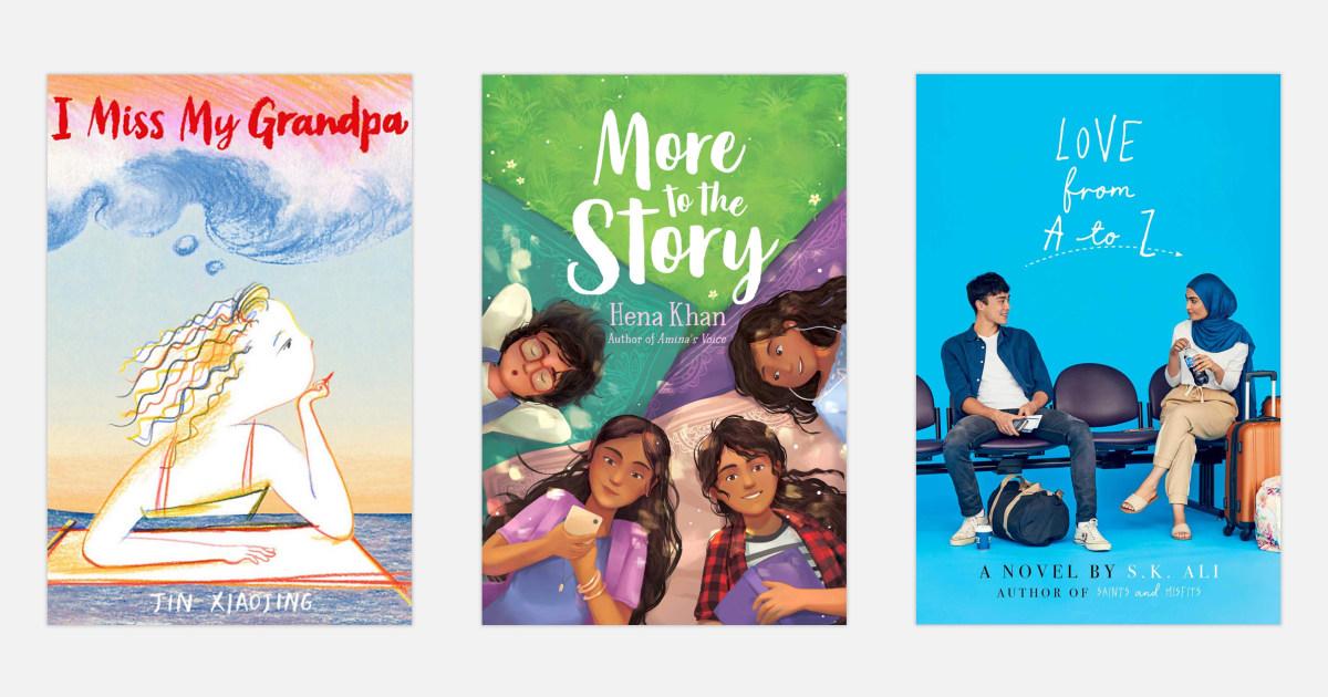 13 best Asian American παιδιών και νεαρών ενηλίκων βιβλία 2019
