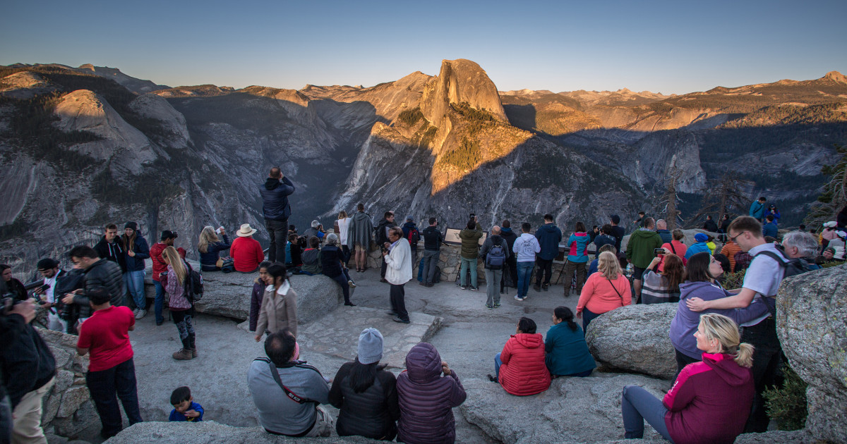 Food trucks and Amazon deliveries in national parks? Not so fast, some visitors say.