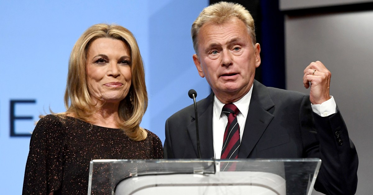 'Wheel of Fortune' host Pat Sajak has emergency surgery, Vanna White steps in