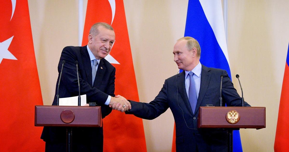 Vor Trump treffen, Erdogan droht zu kaufen, die Russischen jets
