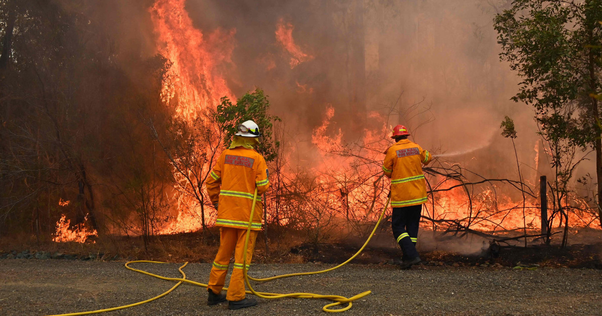 Australian state declares emergency, faces 'catastrophic' fire danger