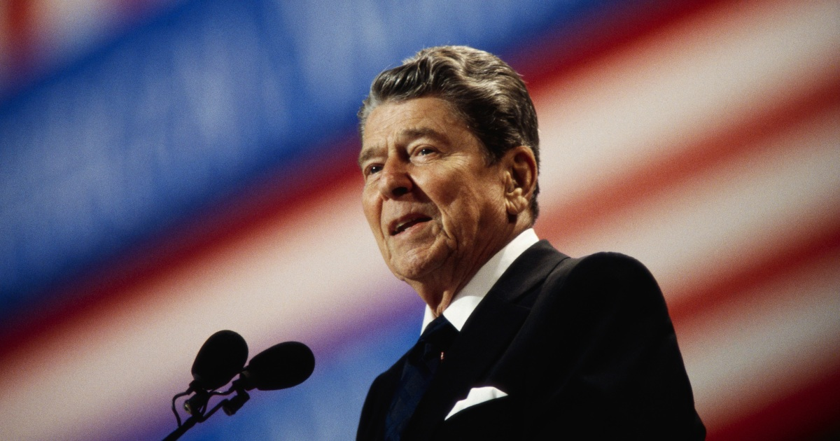25 years ago, President Ronald Reagan announced his Alzheimer's