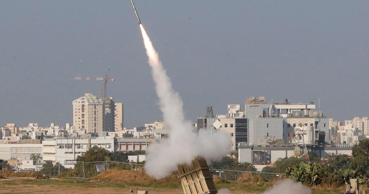 Το ισραήλ χτύπησε από 50 ρουκέτες από τη Γάζα μετά την αεροπορική επιδρομή σκοτώνει ηγέτης της Ισλαμικής Τζιχάντ