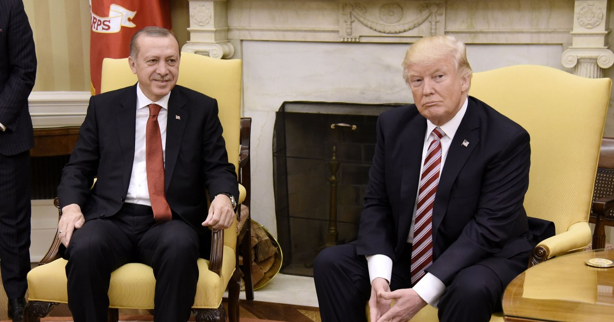 The painful simplicity of Trump's new Turkey scandal