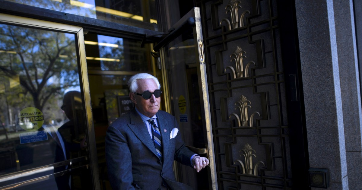 Roger Stone convicted of lying and witness tampering