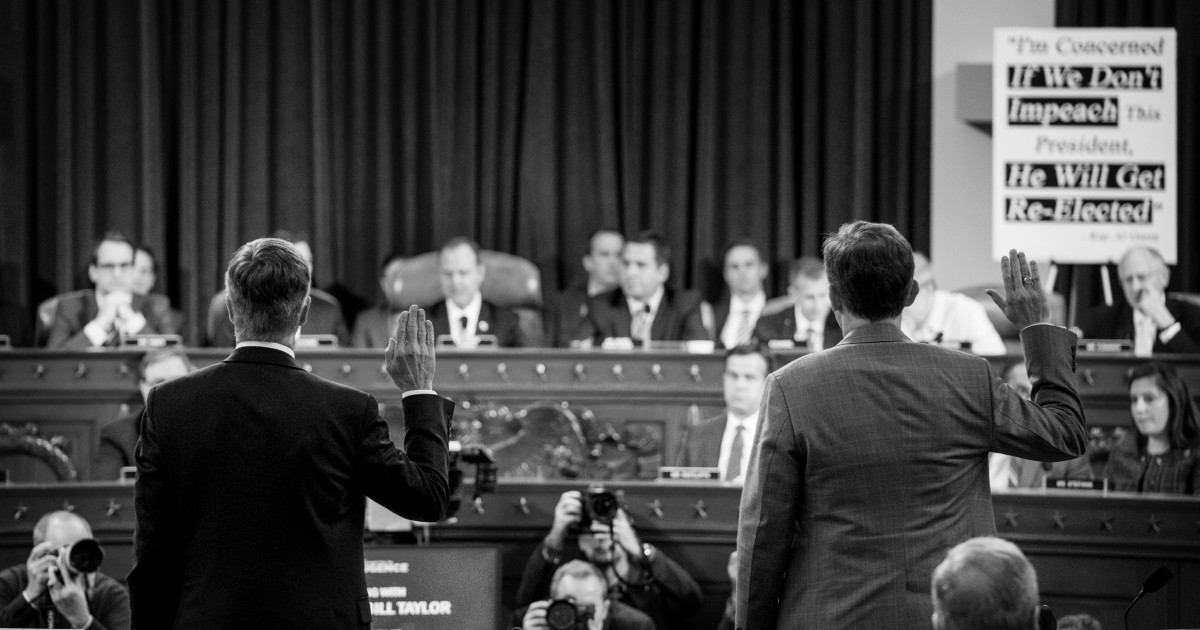 Republicans' Sixth Amendment impeachment objection has ominous implications