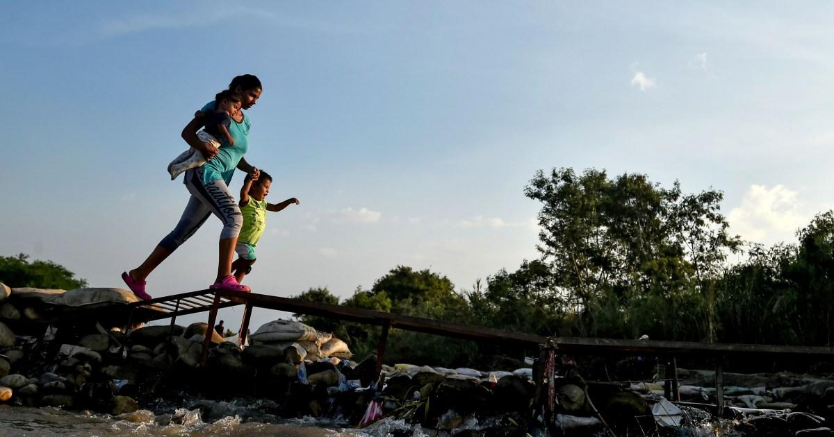 Venezolanischen Migranten müssen $1.35 b für die Grundleistungen, sagen Hilfsorganisationen